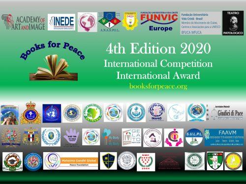 """IADPES presente al Books for Peace con il Premio """"PAX et SALUS"""""""